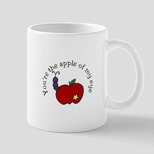Youre the apple of my eye Mugs