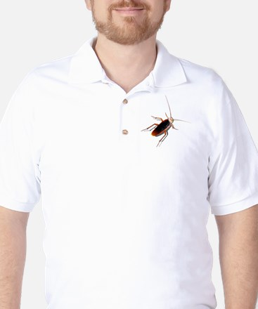 Pet Roach Golf Shirt