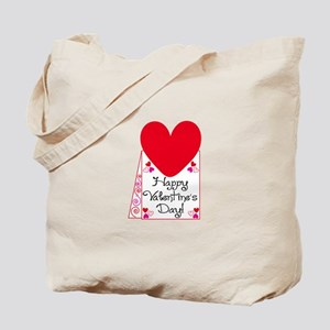 Happy Valentines Day! Tote Bag