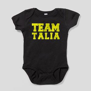 TEAM TALIA Baby Bodysuit