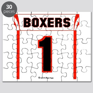 Boxer Jersey Puzzle