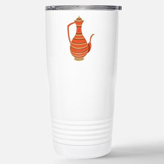Curvy Teapot Travel Mug