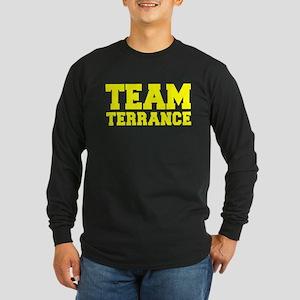 TEAM TERRANCE Long Sleeve T-Shirt