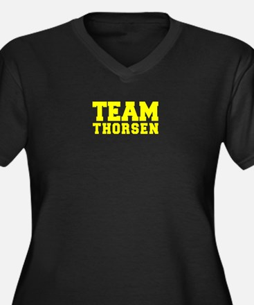 TEAM THORSEN Plus Size T-Shirt