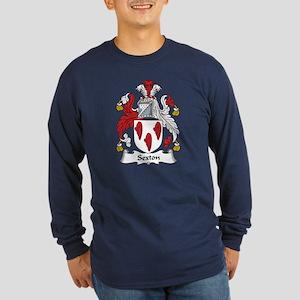 Sexton II Long Sleeve Dark T-Shirt