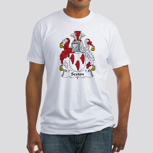 Sexton II Fitted T-Shirt
