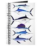6 Billfish Journal