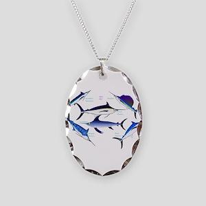 6 Billfish Necklace