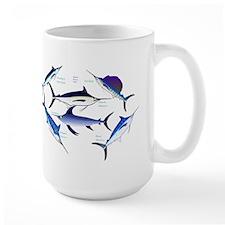 6 Billfish C Mugs