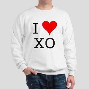 I Love XO Sweatshirt