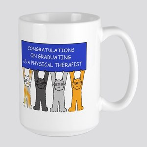 Physical Therapist Graduate Congratulations Mugs