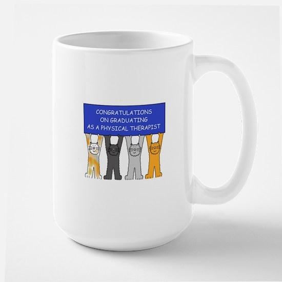 Physical Therapist Graduate Congratulations Mugs