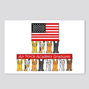 Air Force Academy Graduat Postcards (Package of 8)