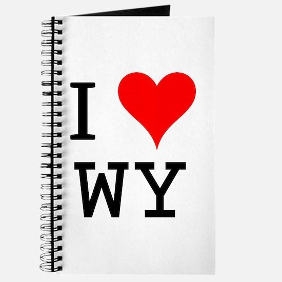 I Love WY Journal
