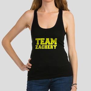 TEAM ZACHERY Racerback Tank Top