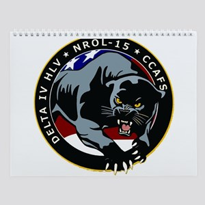 Nrol-25 Program Logo Wall Calendar