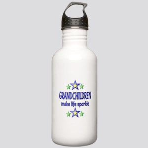 Grandchildren Sparkle Stainless Water Bottle 1.0L