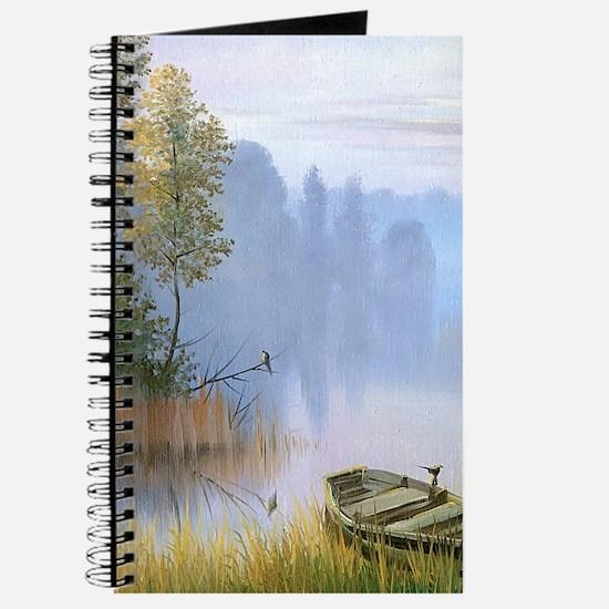Lake Painting Journal
