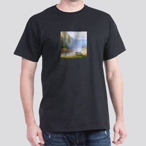 Lake Painting T-Shirt