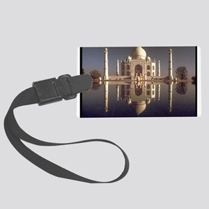 taj mahal gifts Luggage Tag