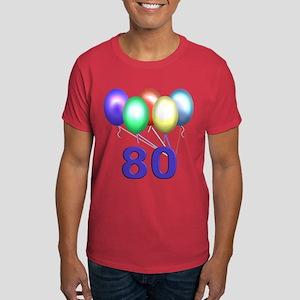80 Gifts Dark T-Shirt