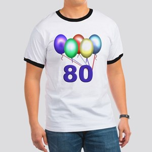 80 Gifts Ringer T