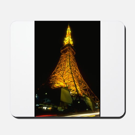 tokyo tower gifts Mousepad