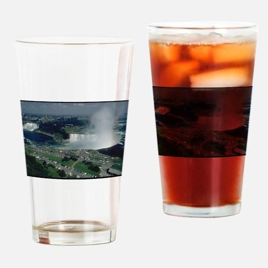 niagra falls gifts Drinking Glass