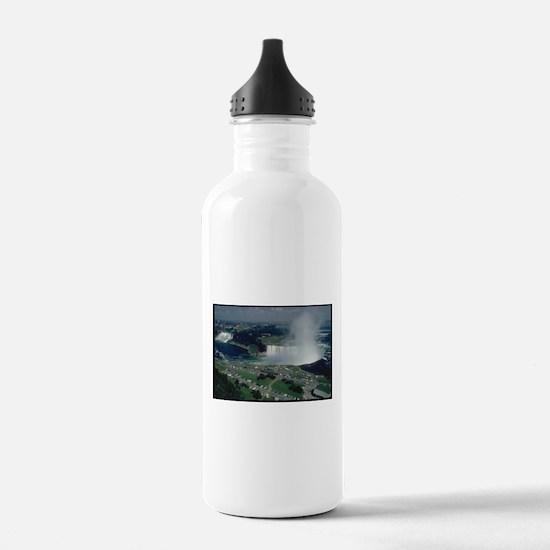 niagra falls gifts Water Bottle