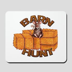 Barn Hunt Mousepad
