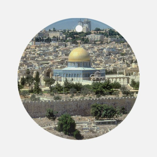 holy land gifts Ornament (Round)