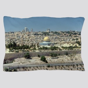 holy land gifts Pillow Case