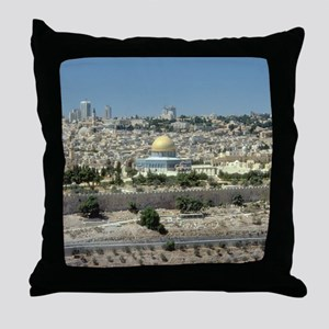 holy land gifts Throw Pillow