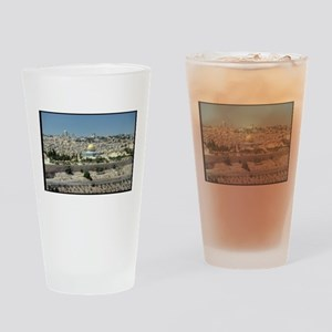 holy land gifts Drinking Glass