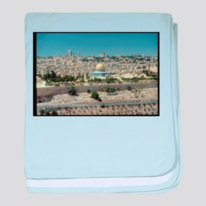 holy land gifts baby blanket