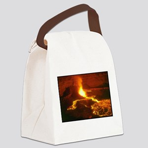 kilauea gifts Canvas Lunch Bag