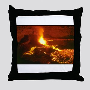 kilauea gifts Throw Pillow