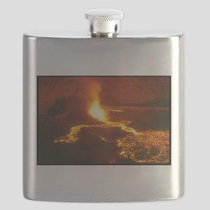 kilauea gifts Flask