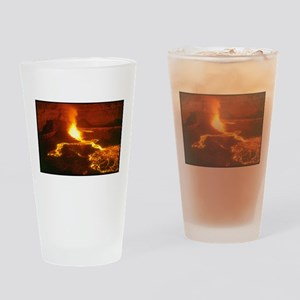 kilauea gifts Drinking Glass