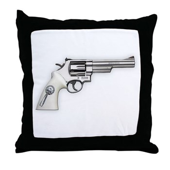 Sledge Hammer! Throw Pillow