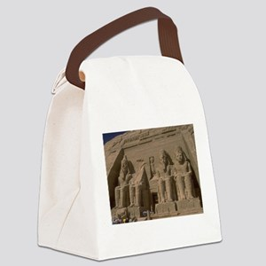 rock temple ramses gifts Canvas Lunch Bag