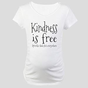Sprinkle Kindness Maternity T-Shirt