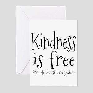 Sprinkle Kindness Greeting Cards (Pk of 20)