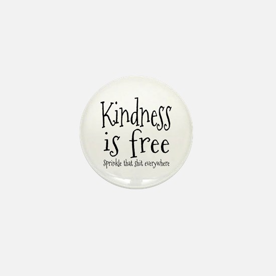 Sprinkle Kindness Mini Button