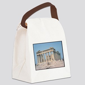 parthenon gifts Canvas Lunch Bag