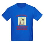 Musical Cubicles Kids Dark T-Shirt