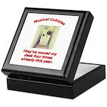 Musical Cubicles Keepsake Box
