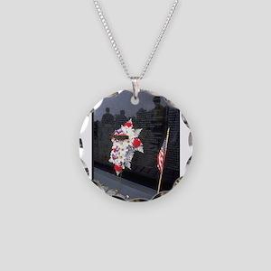 vietnam memorial gifts Necklace