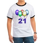 21 Gifts Ringer T