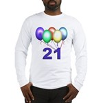 21 Gifts Long Sleeve T-Shirt